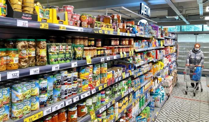 В России поднялись цены на самые необходимые продукты