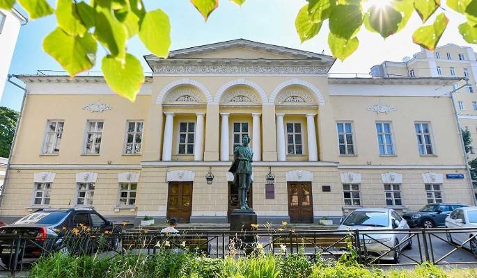 Власти Москвы утвердили предмет охраны ансамбля усадьбы Гагарина