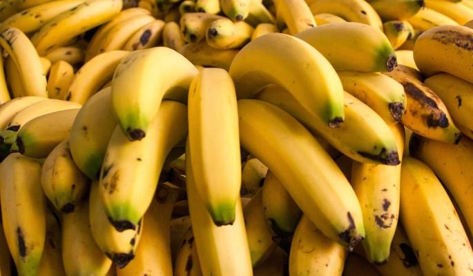 В России резко подорожали бананы