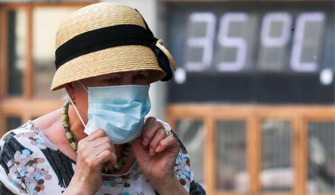 В России коронавирусом заразились больше 25,7 тысячи человек