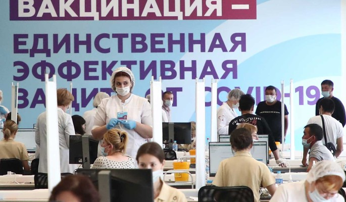 Эксперт оценил организацию вакцинации в Москве