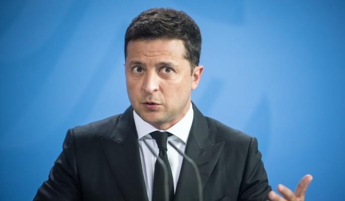 В Киеве назвали причину переноса визита Зеленского в Вашингтон