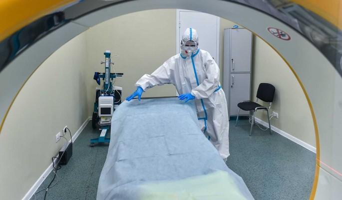 23 704 человека заразились коронавирусом в России за сутки