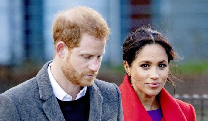"""""""Это конец"""": Меган Маркл и принца Гарри хотят вышвырнуть с юбилея Елизаветы II"""