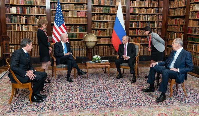 Байден почувствовал себя президентом США только сидя напротив Путина