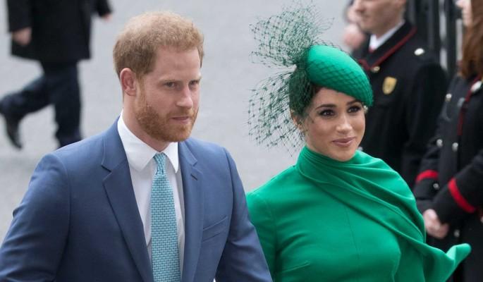 Меган Маркл и принцу Гарри грозят суды с влиятельным родственником: Нужно отдать детей