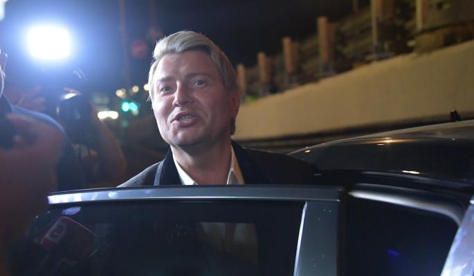 Жуткие кадры с почерневшим лицом Баскова поставили на уши россиян