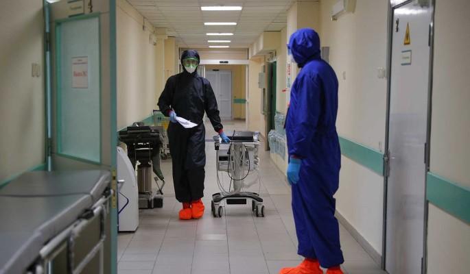 В России выявили 23,9 тысячи новых случаев COVID-19 за сутки
