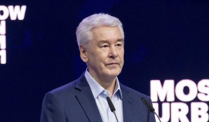 Собянин: Мы очень тщательно работаем над планировкой микрорайонов