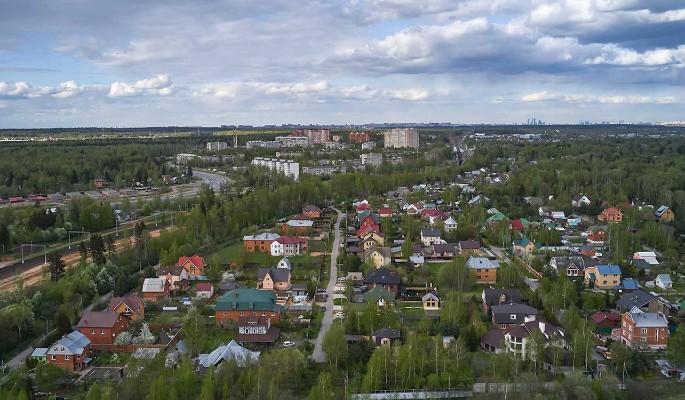 При покупке земли у Москвы дачники сэкономили почти 105 миллионов рублей
