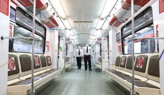 В четырех отдаленных районах Москвы могут построить метро после 2025 года