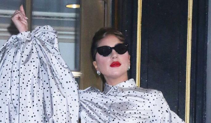 Леди Гага шокировала народ эпатажным видом: Не каждой под силу
