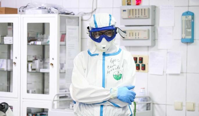 Больше 23 тысяч человек заразились коронавирусом в России