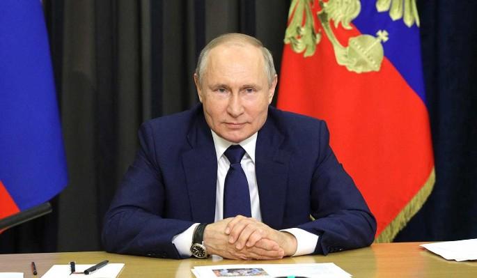 Путин пообещал Белгородской области помощь в решении водной проблемы