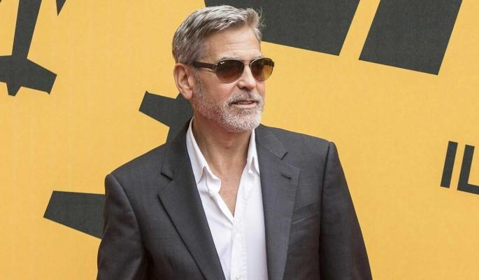 60-летний Джордж Клуни и его 43-летняя жена станут родителями: Опять двойня
