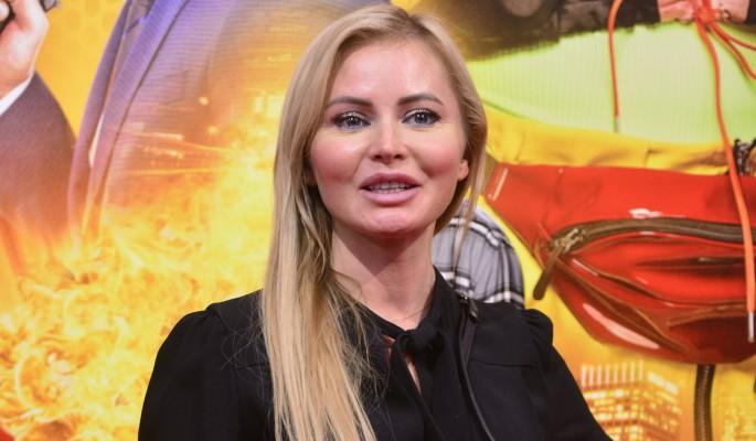 Дана Борисова отправила трудную дочь куда подальше
