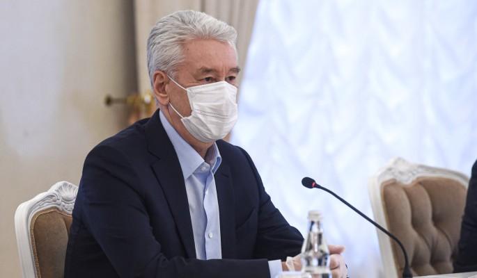 Собянин объяснил логику введения и отмены ограничительных мер из-за коронавируса