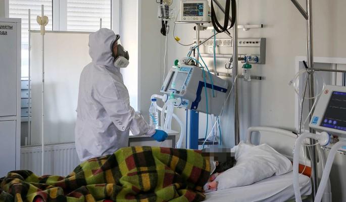 В России корнавирусом заразились больше 23,5 тысячи человек