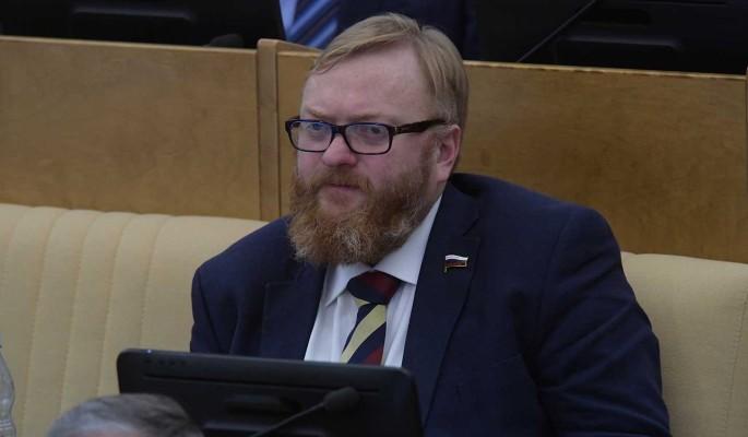 Милонов дал оценку заявлениям Европы о возможных боевых действиях со стороны России