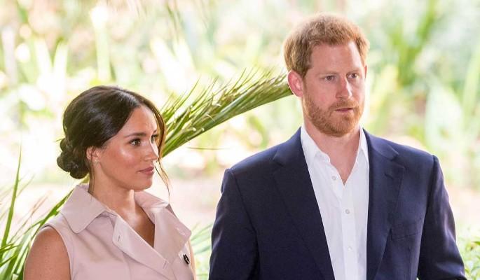 Названа дата развода принца Гарри и Меган Маркл