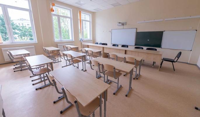 В Ховрине построили новый учебный корпус для школы № 597