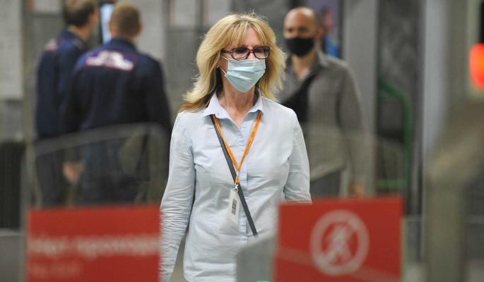 В России за сутки коронавирус выявили у 22 589 человек