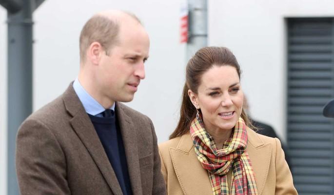 Тайно сбежавшие из дворца Кейт Миддлтон и принц Уильям попали в ловушку