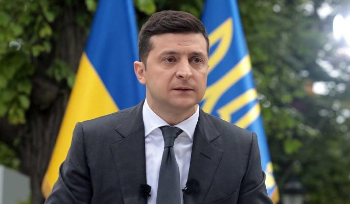 Зеленский призвал русских уезжать из Донбасса