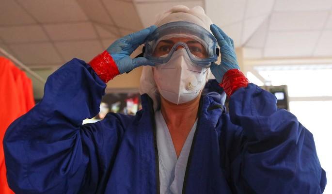 В России выявили 22660 новых случаев коронавируса