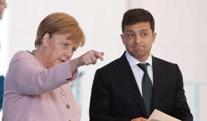 Немецкий политолог Рар: после визита в Киев Меркель хочет уйти красиво
