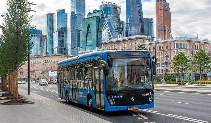 Собянин рассказал о развитии электротранспорта в Москве