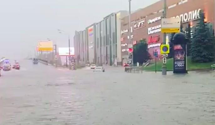 К чему снится потоп