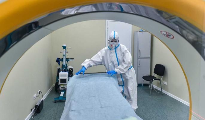 Больше 21 тысячи человек заразились коронавирусом в России за сутки