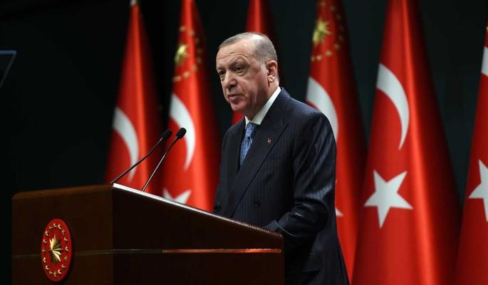 """В Совфеде раскритиковали Эрдогана за поддержку """"Крымской платформы"""""""