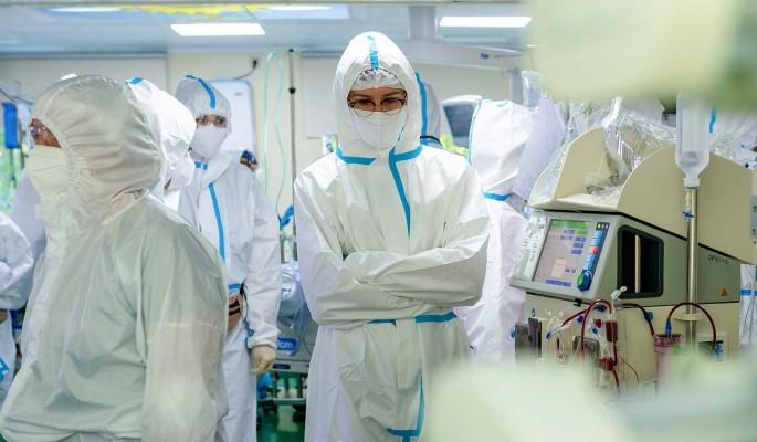 За сутки в России выявили 19 536 новых случаев коронавируса