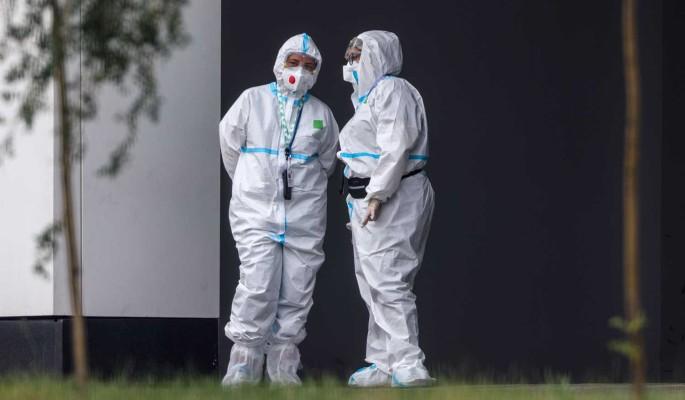 В России за сутки выявили 18 325 новых случаев коронавируса