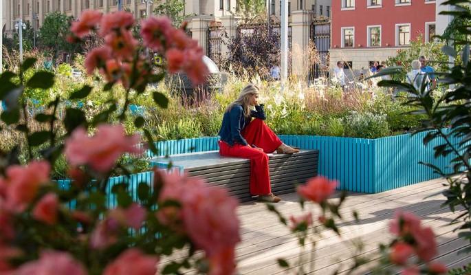 Фестиваль Цветочный джем откроется в Москве 1 сентября