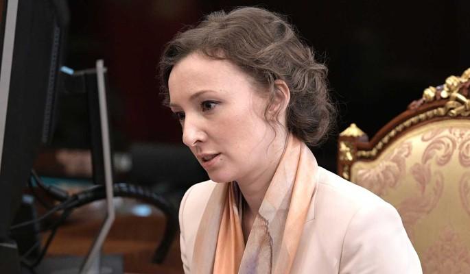 """Кузнецова предложила создать службу помощи семьям с детьми по принципу """"одного окна"""""""