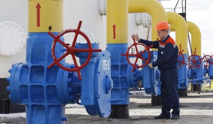 На Украине пожаловались на газовый заговор России