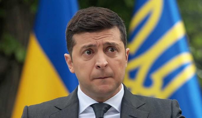 Жириновский: Зеленский будет валяться в ногах у Байдена ради военной помощи