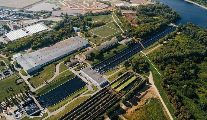 Модернизацию Курьяновских очистных сооружений завершат до конца 2021 года – Собянин