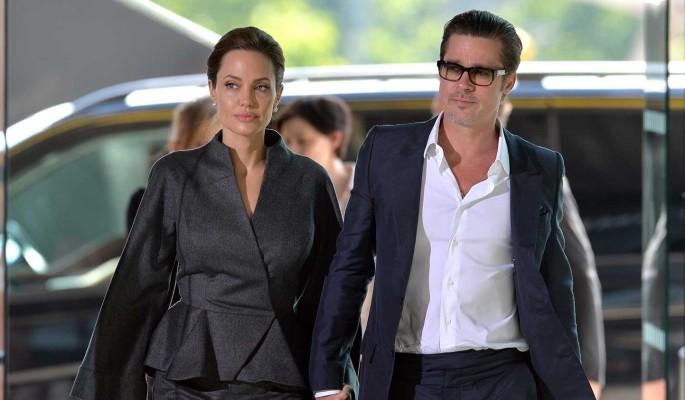 Питт и Джоли решили начать все сначала
