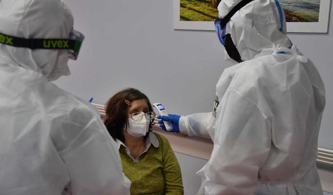 За сутки в России выявили 18 856 новых случаев коронавируса