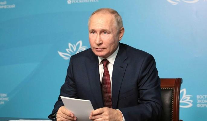 Путин дал пас японцам по вопросу Курильских островов