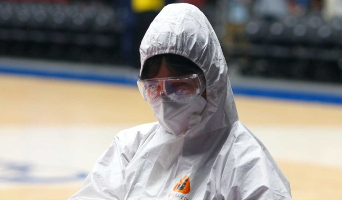 За сутки в России выявили 18 780 новых случаев заражения ковидом