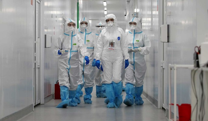 В России выявили 17 425 новых случаев коронавируса