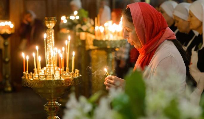 Сретение Владимирской иконы Пресвятой Богородицы: Молитвы и обычаи 8 сентября