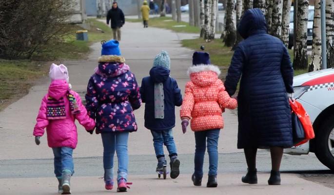 Многодетным россиянам предложили новую льготу