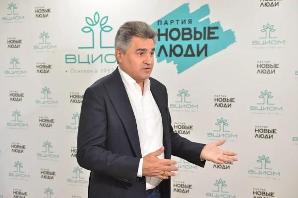 """ВЦИОМ: """"Новые люди"""" проходят в восьмую Думу"""
