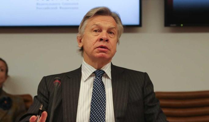 """""""Плохой сигнал для Зеленского"""": Пушков объяснил отсутствие Украины в НАТО"""